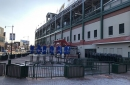 The Cubs have opened an outdoor patio on Addison