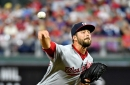 Kyle Barraclough currently the best option to solve the Nationals' eighth inning woes
