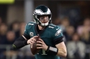 Donovan McNabb is already talking about the Eagles potentially needing to replace Carson Wentz