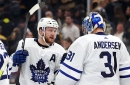 Frederik Andersen Playing To Win For Toronto Maple Leafs