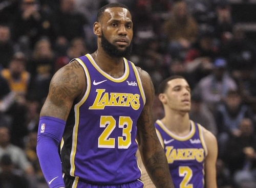 Lonzo Ball Believes LeBron James Signing With Lakers Was 'Right Move,' Wants To Be In 'Space Jam 2'