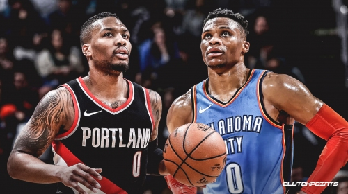 Damian Lillard says he and Russell Westbrook are 'real cool' off the court