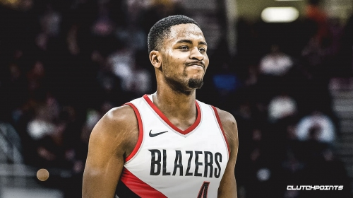 Moe Harkless fined $15,000 for throwing headband into stands in Game 3 vs. Thunder