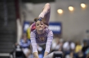 LSU Finishes Second in Gym Finals