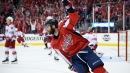 Capitals rout Hurricanes in Game 5 to take 3-2 series lead
