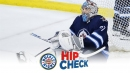 Hip Check: Blues fans troll Jets fans with 'You Look Nervous' goalie chant