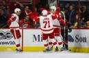 Red Wings Player Grades 2018-19: The Forwards