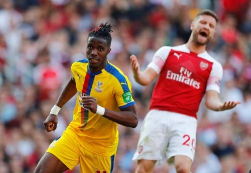 Unai Emery makes shock Shkodran Mustafi claim after Arsenal choke against Crystal Palace