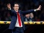 Unai Emery: Arsenal blew