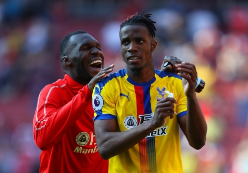 Crystal Palace banish the 'Drake Curse' after shock win over Arsenal