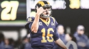 Rams QB Jared Goff says contract extension is not on his mind 'at all'