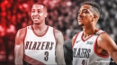Blazers' CJ McCollum reveals promise he made to himself after getting swept last year