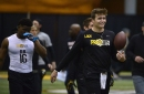 2019 Big Blue Draft-A-Thon: The Giants select Drew Lock (QB, Missouri) at 37th overall. On to the third round