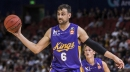 Andrew Bogut explains why he plans to return to Sydney next season