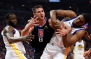 Warriors continue to clamp down on Clippers' Danilo Gallinari