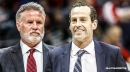 Nets' Kenny Atkinson, Sixers' Brett Brown discuss the different ways to rebuild