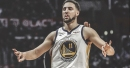 Mychal Thompson doesn't see his son, Warriors' Klay Thompson, joining the Lakers