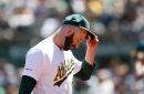 Athletics looking to get more innings from starting rotation