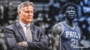 Sixers HC Brett Brown preaches importance of discipline amid Joel Embiid's flagrant foul issue