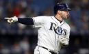 Happy father's day as new dad Mike Zunino hits memorable homer to lead Rays to win