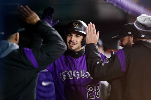 Washington Nationals drop series opener to Colorado Rockies, 7-5 in Coors Field