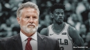 Brett Brown says Jimmy Butler 'thrives under blankets of controversy and heat-of-the-battle type moments'