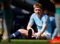 Manchester City midfielder Kevin De Bruyne out for the rest of the season?