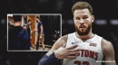 Pistons video: Blake Griffin shakes hands with every media member after end-of-season press conference