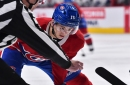 Montreal Canadiens Jesperi Kotkaniemi Underwent Arthoscopic Knee Surgery