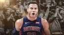 Blake Griffin thanks Pistons fans for their support
