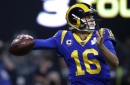 Rams pick up Jared Goff's 5th-year option for 2020