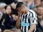 Newcastle record-signing Miguel Almiron ruled out for rest of season