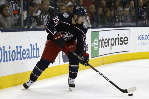 Columbus Blue Jackets versus Boston Bruins Round Two Preview: Forwards