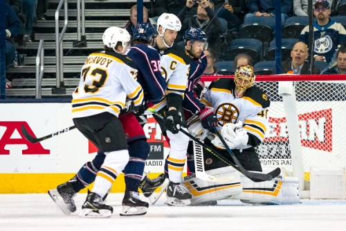 Columbus Blue Jackets Vs Boston Bruins Second Round Series Preview