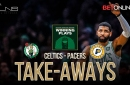 Building a case for Celtics in round 2 vs Bucks - Winning Plays Podcast