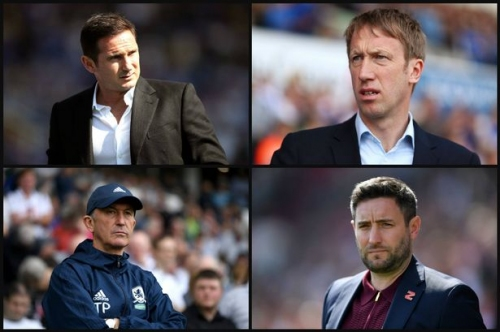 What Derby, Middlesbrough, Bristol City and Swansea City are saying about the play-off race