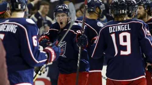 Q&A: Matt Duchene says Blue Jackets' culture can lead to Stanley Cup