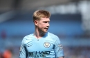 Joe Hart admits Man City will miss Kevin De Bruyne against Manchester United