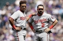 Washington Nationals drop 2 of 3 in Coors Field with 9-5 loss to Colorado Rockies in series finale...