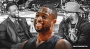Report: ESPN, TNT already courting Dwyane Wade