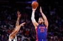 Detroit Pistons' Blake Griffin has surgery on injured knee