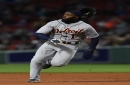 Detroit Tigers' Josh Harrison changed his stance to snap his slump. Here's how