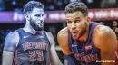 Pistons star Blake Griffin undergoes left knee surgery
