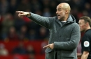 Man City boss Pep Guardiola praises Bernardo Silva and Leroy Sane after Manchester United win