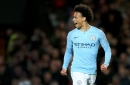 Leroy Sane reveals what Pep Guardiola told him before coming on for Man City vs Man Utd