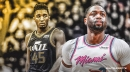 Dwyane Wade has message for Donovan Mitchell after Jazz's elimination