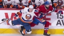 Canadiens sign Nate Thompson to one-year extension