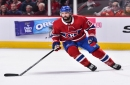 Montreal Canadiens Sign Nate Thompson