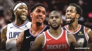 Lou Williams, Montrezl Harrell, Patrick Beverley look back on Chris Paul trade