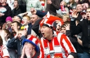 9,000 Stoke City fans at the Brit to watch away game at Colchester amid unbearable tension in promotion race